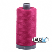 Aurifil 28 Cotton Thread - 1100 (Cerise Pink)